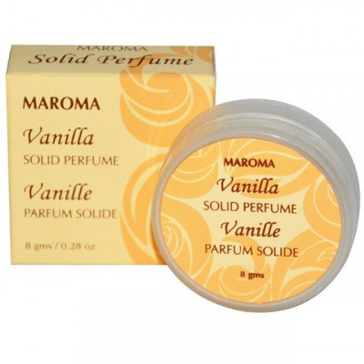 Parfum solid Vanilie - Maroma foto