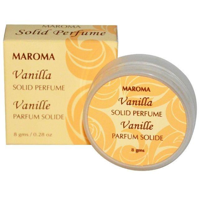 Parfum solid Vanilie - Maroma