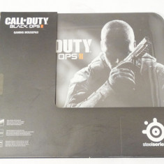 Mouse pad gaming SteelSeries QcK Limited Edition Call of Duty - sigilat