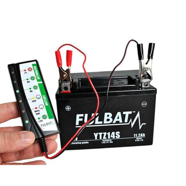 Tester pentru baterie și alternator Fulbat