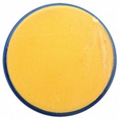 Culoare galbena pictura de fata si corp 18ml Classic Bright Yellow
