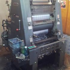 uttilaje tipografice, masina de tiparit Heidelberg GTO 46