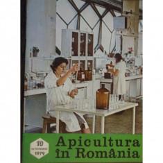 REVISTA APICULTURA IN ROMANIA NR.10/1979