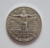 Medalie Aviatie - 1985 - Medias - Deveselu