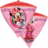 Balon folie diamondz Minnie Mouse - 38x43 cm, Anagram 28456
