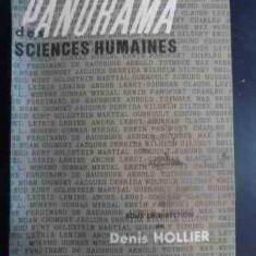 Panorama Des Sciences Humaines - Denis Hollier ,546860