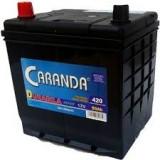 Baterie Caranda Durabila Japan 50Ah 420A Borna inversa (stanga +)