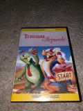 DVD Desene animate - Testoasa si iepurele, Romana