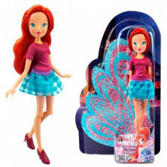 Papusa Winx Zana Trendy Magic Bloom, 3 ani+