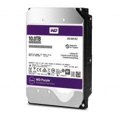 Hard disk WD Purple 10TB SATA-III 7200rpm 256MB