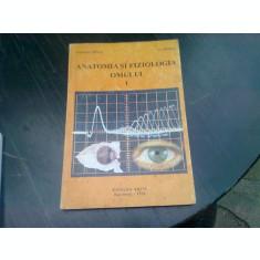 ANATOMIA SI FIZIOLOGIA OMULUI - TATIANA TIPLIC VOL.I