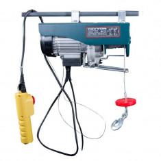 PALAN ELECTRIC - 200KG/1X12M / 400KG/2X6M / 750W Profi Tools