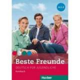 Beste Freunde A2-2, Kursbuch - Manuela Georgiakaki, Christiane Seuthe, Elisabeth Graf-Riemann, Anja Schümann