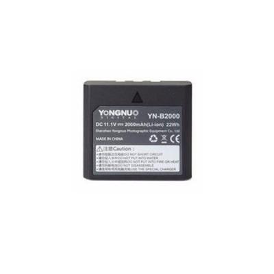 Acumulator Yongnuo YN-B2000 pentru blitz-urile YN686EX-RT, YN720 foto