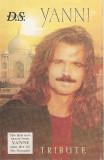 Caseta Yanni – Tribute, originala