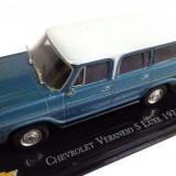 Macheta Chevrolet  Veraneio S Luxe - 1971 scara 1:43