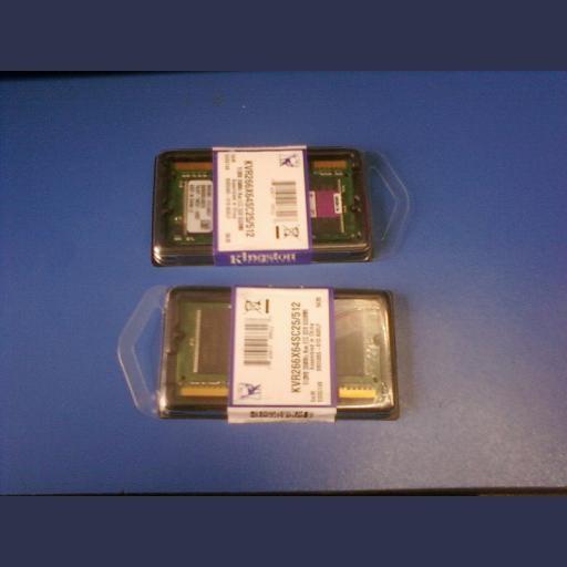 MEM SODIMM 512 DDR PC3200