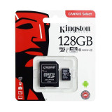 Card Kingston microSD PLYMSD128GK10 128GB