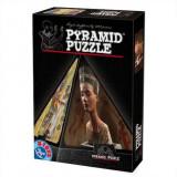 Pyramid Puzzle Egipt. 500 piese 65957 PP 01, D-Toys