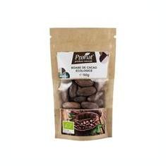 Boabe de Cacao Bio Raw Pronat 50gr Cod: PRN6000101