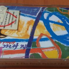 DIANA ROSS - The Force Behind The Power 1991 - Caseta Audio Originala ( EMI )