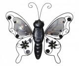 Lampa solara cu LED Walldeco Butterfly - Best Season