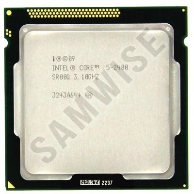 Procesor Intel Core i5 2400 3.1GHz (Up to 3.4GHz), Quad Core, LGA1155, Cache... foto