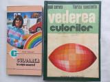 VEDEREA CULORILOR- PAUL CERNEA+ CULOAREA IN VIATA NOASTRA- PAVEL MURESAN