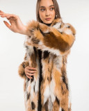 Cumpara ieftin Haină lungă leopard K270
