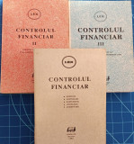 Controlul financiar - 3 volume - legislatie comentarii - Lumina Lex 1994-1995, Alta editura