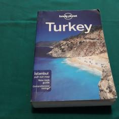 LONELY PLANET *TURKEY/ GHID CĂLĂTORIE