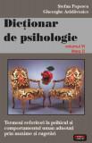 Dicţionar de psihologie (Vol. VI)