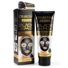 Masca de fata exfolianta cu Carbune Activ CHARCOAL Black Mask 120 g