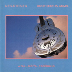 Dire Straits Brothers In Arms sbm remastered (cd)