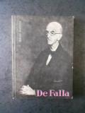 RADU GHECIU - DE FALLA