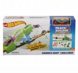 Cumpara ieftin Set de joaca Hot Wheels Track Builder - Pista de lansare, cu masinuta