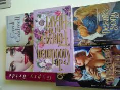 Caldwell, Wyatt, Goodman, Hamilron, - 5 romane unice de dragoste, lb. Romana foto