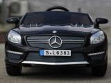 Masinuta electrica pentru copii Mercedes SL63 AMG 12V #Negru