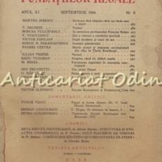 Revista Fundatiilor Regale - Anul XI, Nr.: 9
