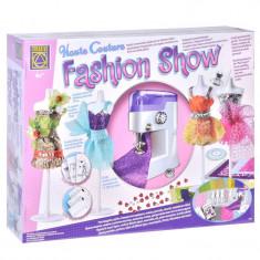 Jucarie masina de cusut Fashion Show, accesorii incluse, 8 ani+