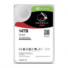 Hard disk Seagate IronWolf 14TB SATA-III 7200rpm 256MB