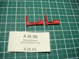 Ac pickup /ac doza /dublu / A25 SS /Nou.