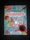 HOLIDOODLES (2010, carte de colorat)