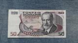 50 Schilling 1986 Austria, silingi
