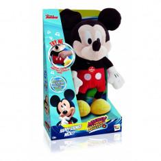 Papusa plus Mickey cu functii, 3 ani+