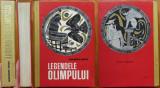 Alexandru Mitru , Legendele Olimpului , 1966 , editie de lux , cartonata