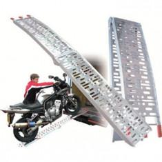 Rampa incarcare motocicleta