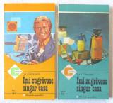 IMI ZUGRAVESC SINGUR CASA - 2 vol., Luca Gherasim, 1986. Carti noi