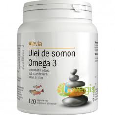 Ulei De Somon Omega3 1000mg 120cps