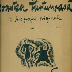 O noapte furtunoasa - 16 litografii originale Aurel Jiquidi - 1931- ex.383